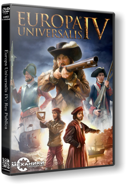 Europa Universalis IV: Res Publica (RUS|ENG) [RePack] от R.G. Механики